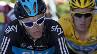 Chris Froome amp; Sir Bradley Wiggins