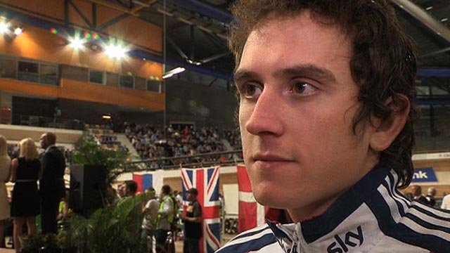 Great Britain's Geraint Thomas
