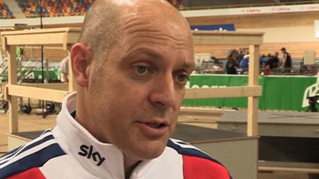 British cycling chief Dave Brailsford