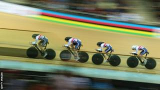GB women's team pursuit
