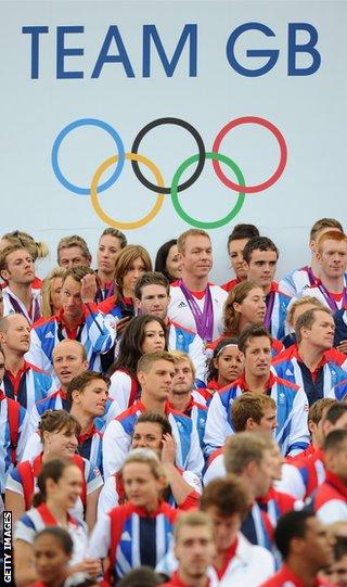 British medal winners
