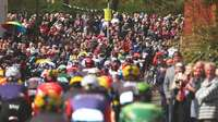 Tour de Yorkshire crowds