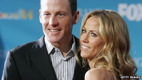 Armstrong and Sheryl Crow