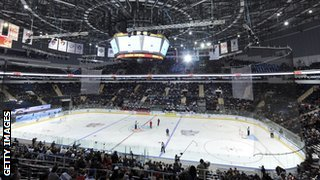 The Minsk Arena