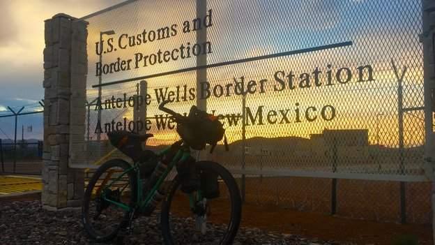 Antelopw Wells Border Station