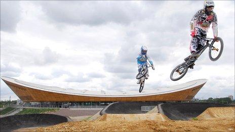 Olympic BMX Park