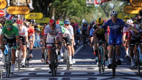 Elia Viviani wins stage four of the 2019 Tour de France