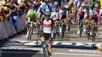 Belgium's Jan Bakelants wins the second stage