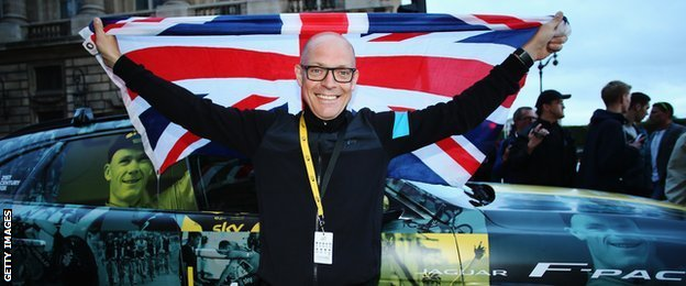 Sir David Brailsford