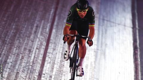 Mark Cavendish at Six Day London