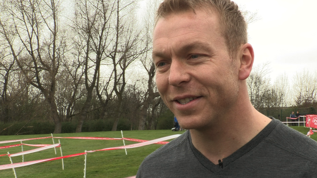 Sir Bradley Wiggins hour record: Sir Chris Hoy expects a record