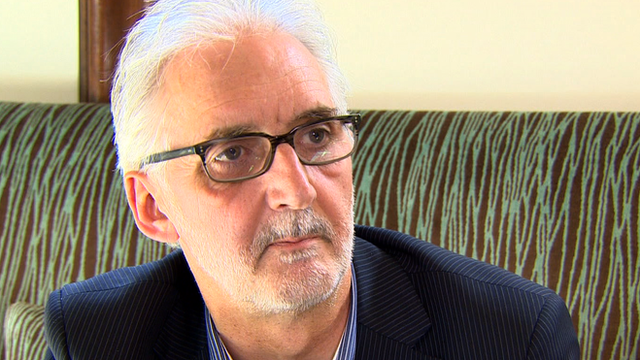 British Cycling chief Brian Cookson