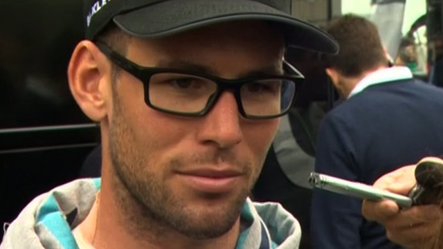 Mark Cavendish says he is gutted he is out of the Tour de France