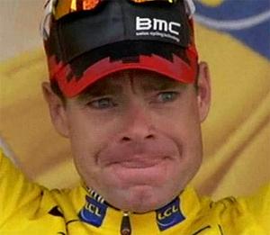 Tour de France winner 2011... Surely