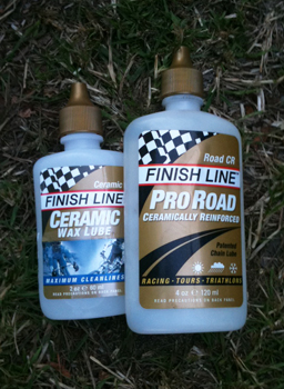 Finish Line lube